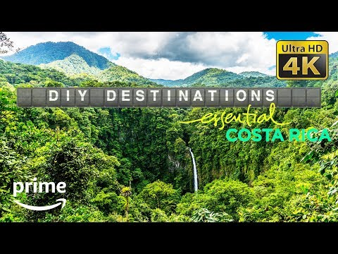 DIY Destinations (4K) - Costa Rica Budget Travel Show | Full Episode
