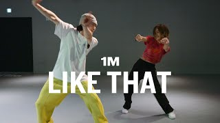Download lagu Doja Cat - Like That / Youngbeen Joo X Debby Choreography