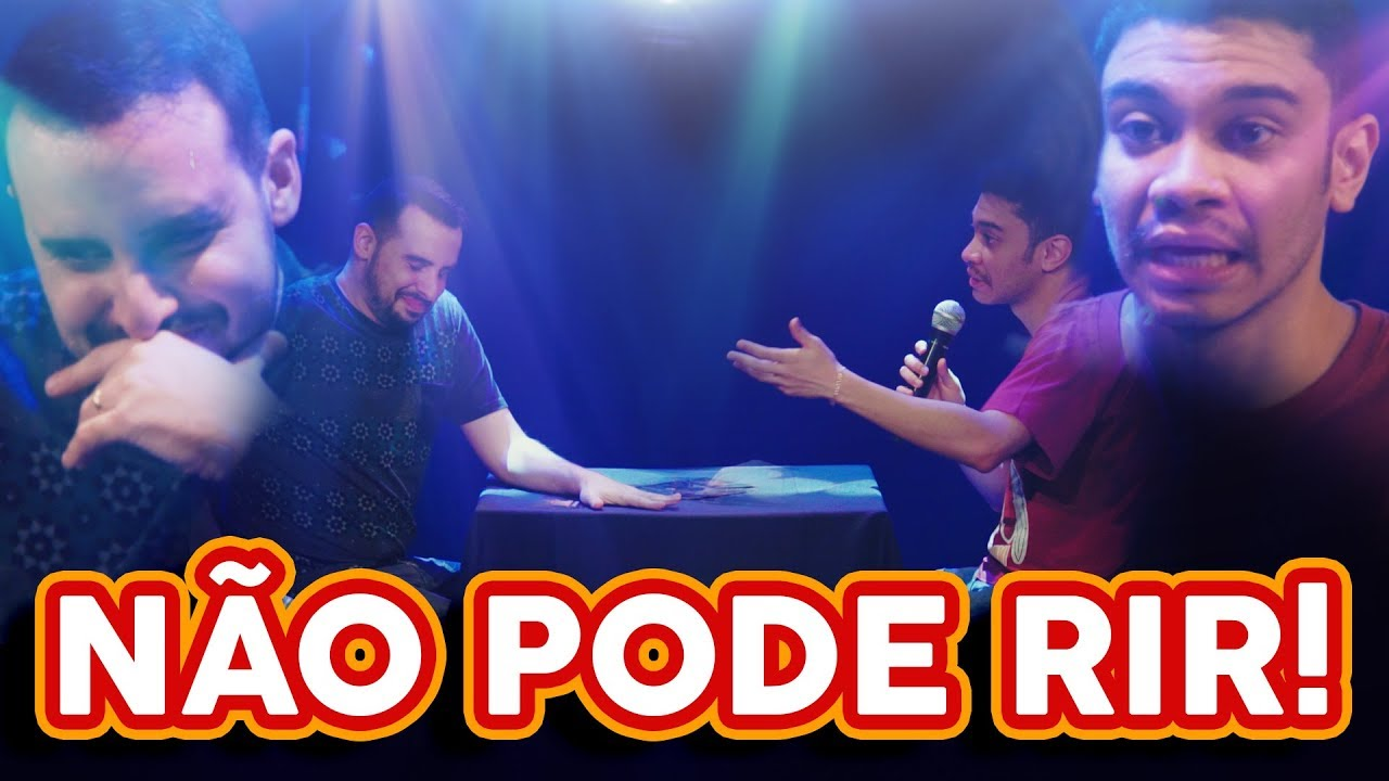 ***** NÃo Pode Rir! Utc No Teatro - Com Igor GuimarÃes *****