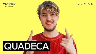 Quadeca Where'd You Go Official Lyrics & Meaning | Verified