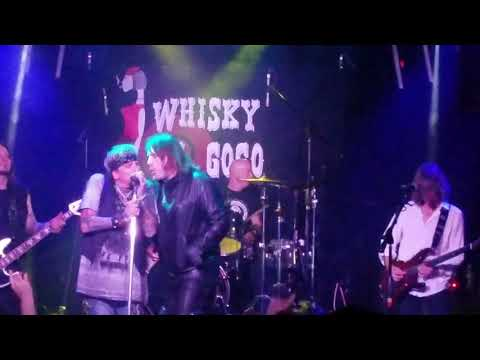 """Jack Russell's Great White """"Live at the Whiskey 12.29.17"""""""