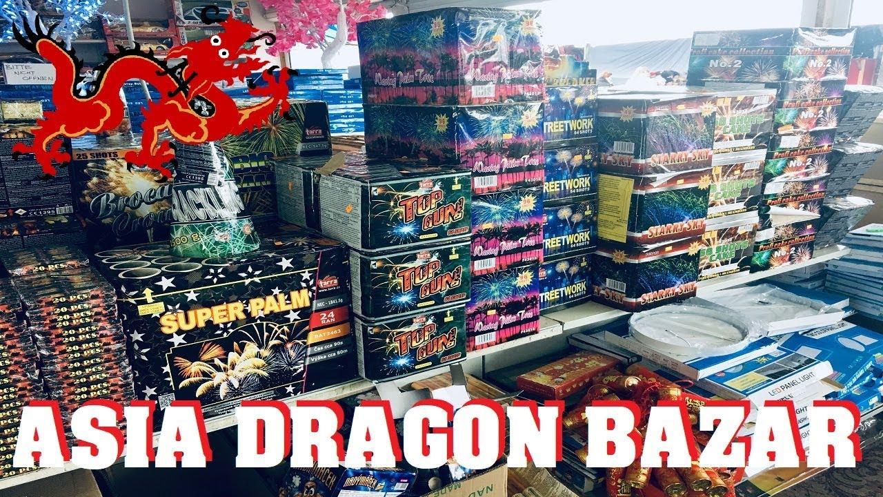 Asia Dragon Markt Cheb, Tschechien