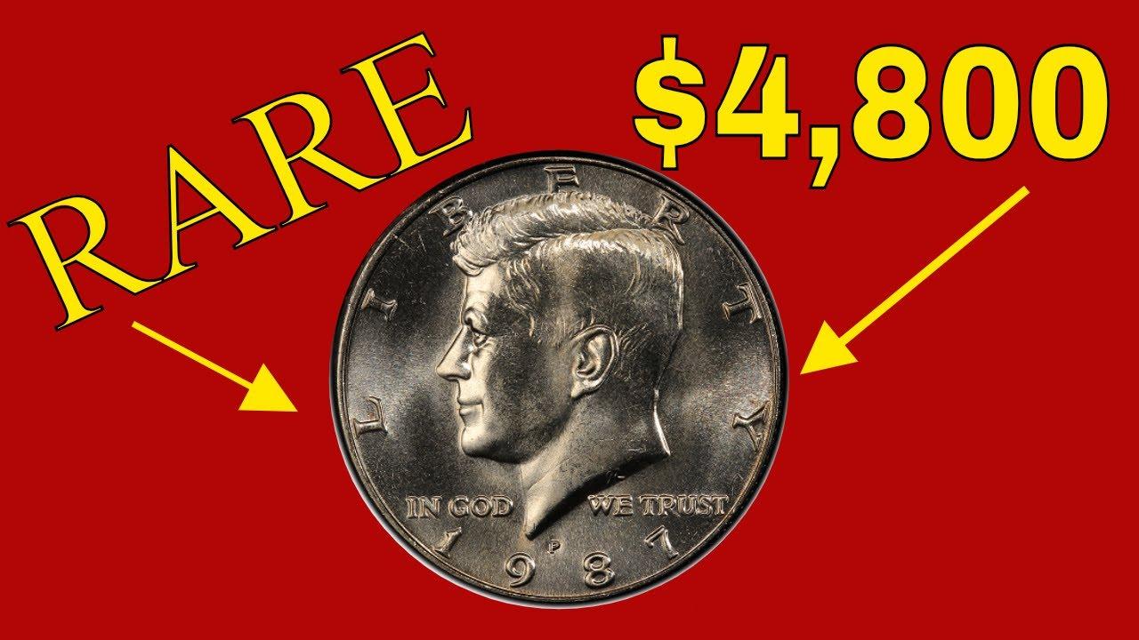 Rare Kennedy Half Dollars worth money! NIFC Kennedy Half Dollar coins to  look for!