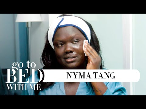 @Nyma Tang's Nighttime Skincare Routine | Go To Bed With Me | Harper's BAZAAR