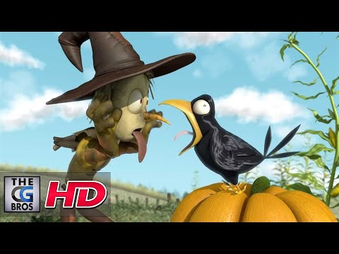 "CGI Animated Short HD: ""The Final Straw"" by Ricky Renna"