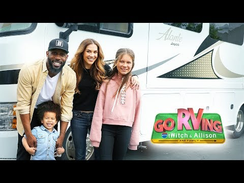 'Go RVing with tWitch & Allison and Family': First Stop – Las Vegas!