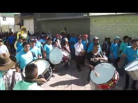 Chinelos en Cuijingo 2015 (Banda El Paraiso )