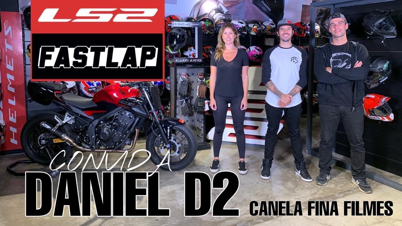 LS2 Fast Lap ft Daniel Dias D2 - MotoRiding
