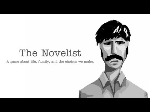 Former LucasArts dev brings new game, The Novelist, to Steam Greenlight