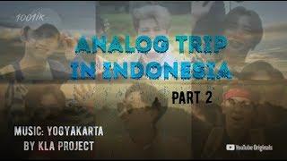 Part 2 - SUPER JUNIOR & TVXQ! - ANALOG TRIP (Teaser 1&2) feat music YOGYAKARTA by Kla Project