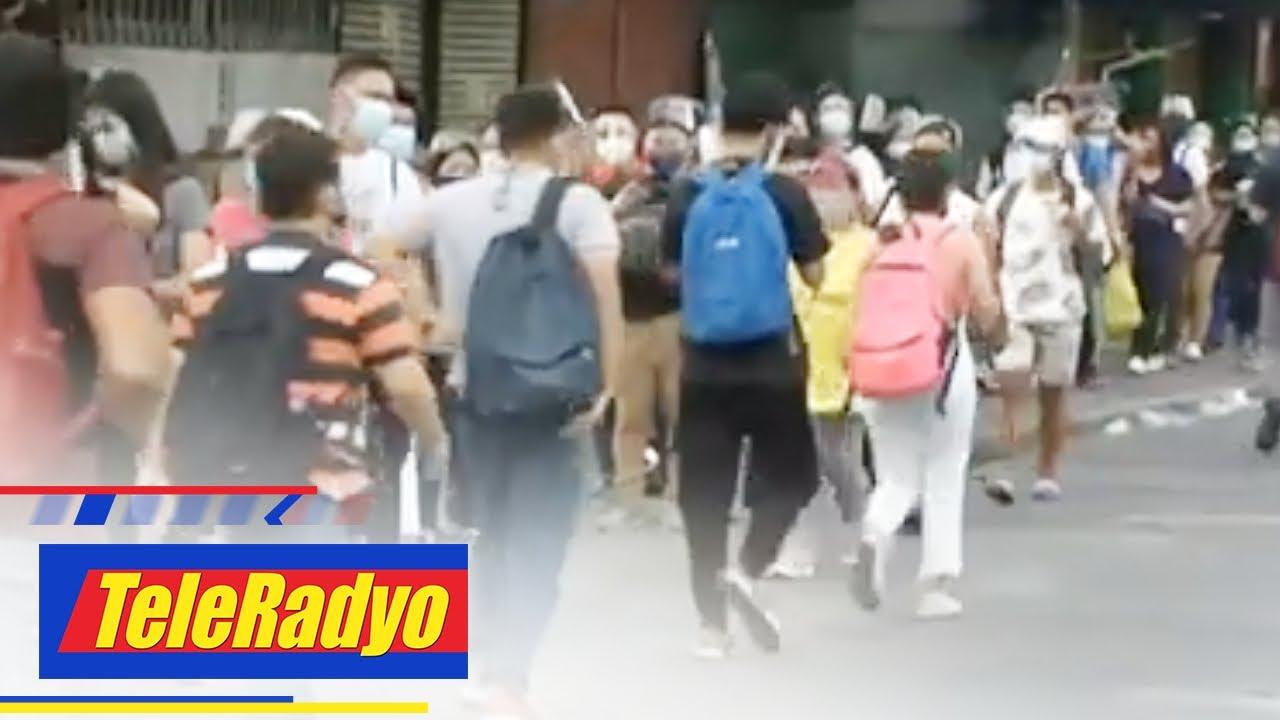 OCTA Research backs Metro Manila possible shift to 'ordinary' GCQ | TeleRadyo