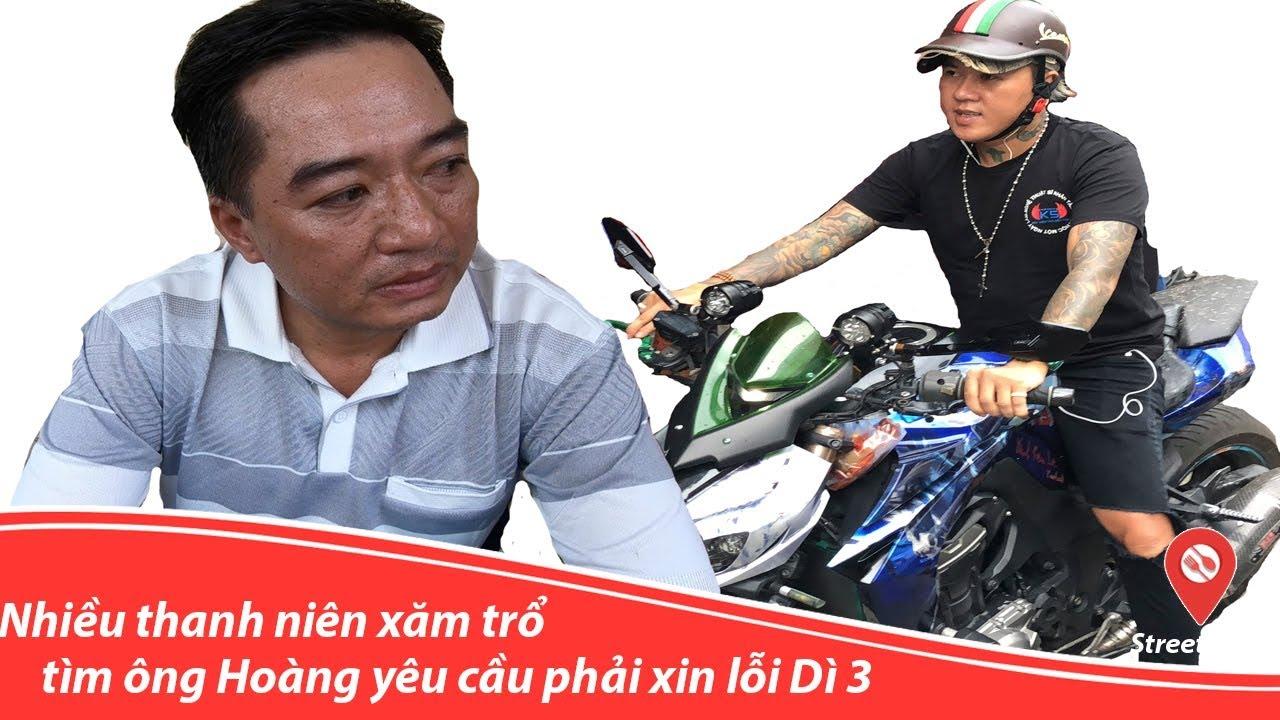 """"""" Giang hồ"""" Sài Gòn doạ san bằng vựa cua ông Hoàng nếu không xin lỗi Dì 3 – Street Food"""