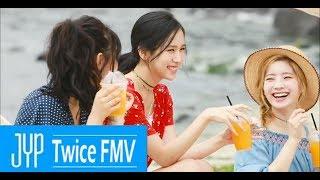 TWICE ????「トゥワイス」「PINK LEMONADE」ピンクレモネード  Fan Music Video (FMV)