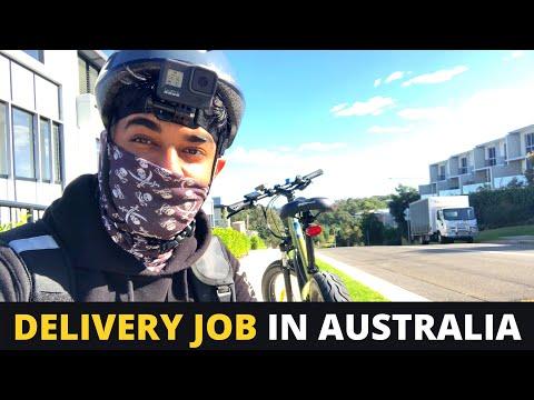UBER EATS IN AUSTRALIA | PAY?
