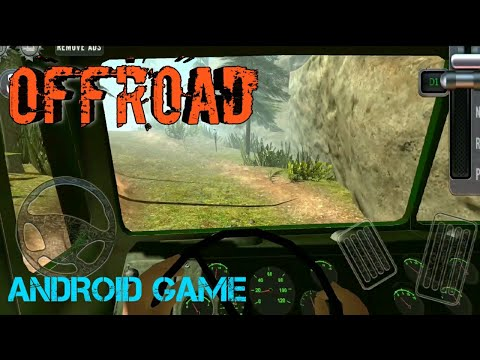 ANDROID GAME HIGH GRAPHICS -- TRUCK SIMULATOR OFFROAD 4 - 동영상