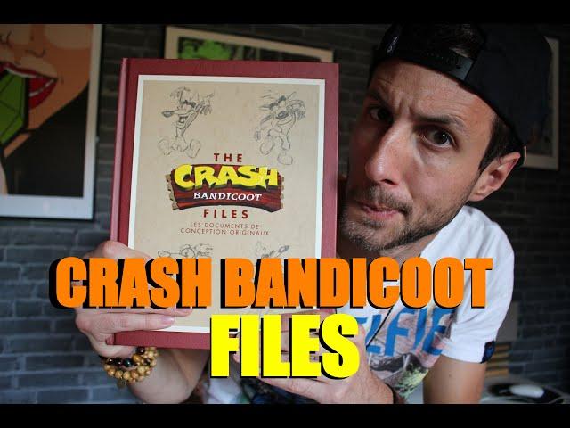 The Crash Bandicoot Files - Les documents de conception originaux !