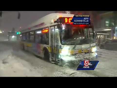 MBTA running 'full service,' Deputy GM says