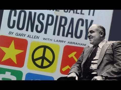None Dare Call It Conspiracy by Gary Allen (Cliff Notes)