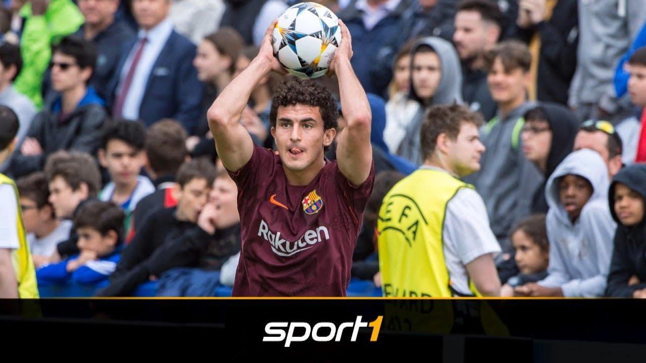 BVB weiter auf Shoppingtour: Abwehr-Juwel Mateu Morey kommt von Barca | SPORT1 - TRANSFERMARKT