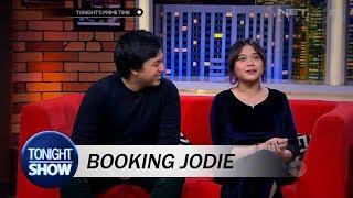 Cuma Jodie yang Bisa Booking Tonight Show MP3
