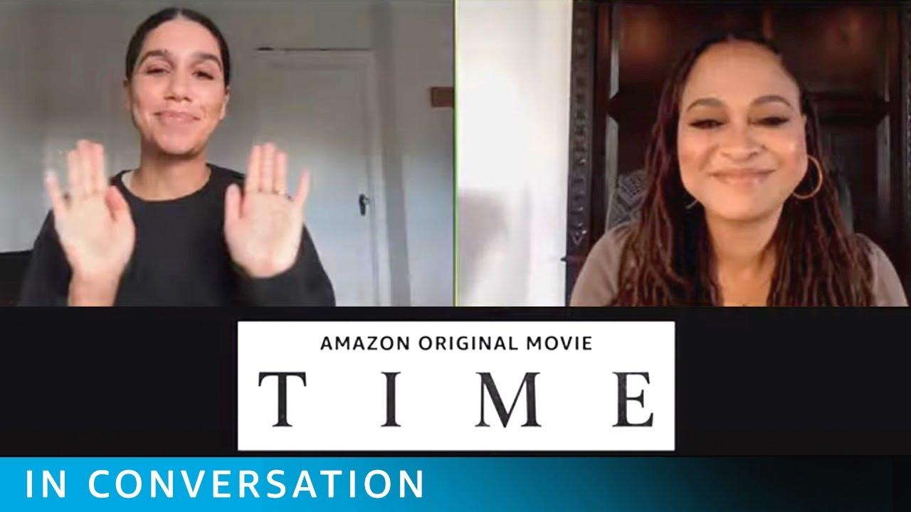 In Conversation: TIME filmmaker Garrett Bradley and Ava DuVernay