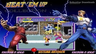 Hyperspin Beat 'Em Up Collection