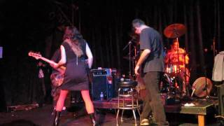 """Flipper - """"Only One Answer"""" - at Oakland Metro Operahouse 2.4.2011"""