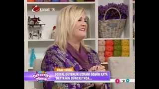 Cooking | Çift Taraflı Şal Yapımı How to knit Double Side Shawl Wrap