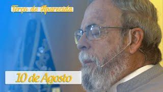 Terço de Aparecida com Pe. Antonio Maria – 10 de Agosto de 2020