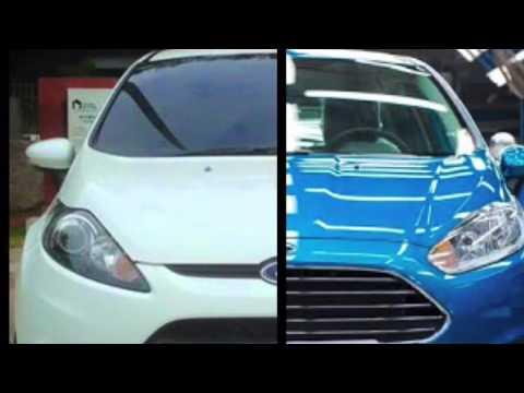 Ford Fiesta MK7 To MK7.5 Conversion