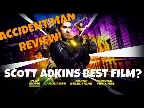 ACCIDENT MAN SCOTT ADKINS REVIEW (2018) | SCOTT ADKINS BEST MOVIE?