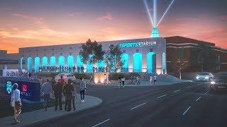 Arlington Announces Largest Esports Stadium in U.S.