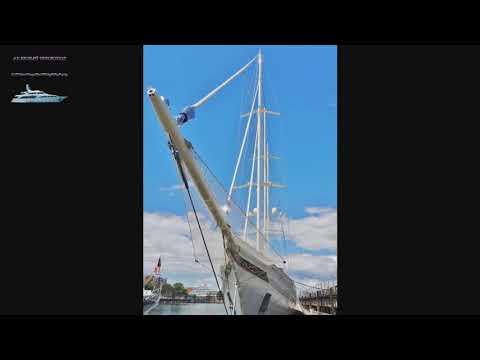 ATHENA - Yacht - Cayman Islands  (Корабли и суда мира.Слайдшоу)