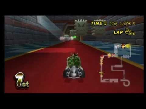 Mario Kart Wii N64 Bowser S Castle