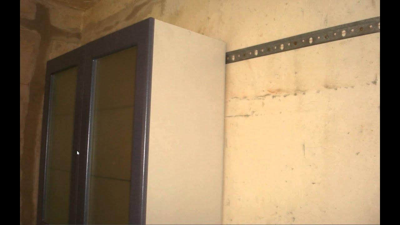 Производство мебели для ванной Аква Родос - YouTube