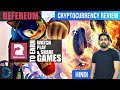 Cryptocurrency Review- Refereum (RFR) - Future of Game Marketing - Price Prediction - [Hindi/Urdu]🎮