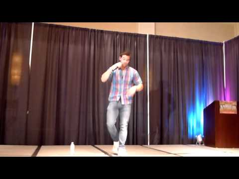 Matt Cohen's Giant Spider Encounter