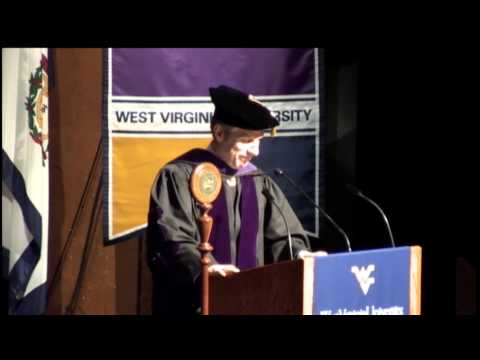 College of Law Commencement, 2015: West Virginia University