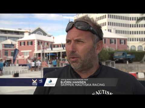 2015 World Match Racing Tour - Argo Group Gold Cup Highlights