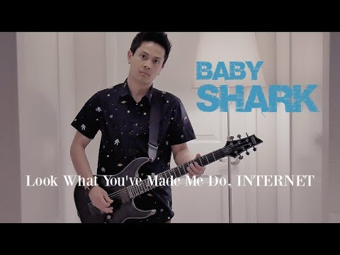 Baby Shark Punk Rock Cover by TUH ft Kulit Kidz