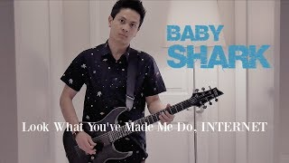 Baby Shark (Punk Rock Cover by TUH) ft. Kulit Kidz