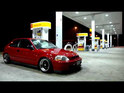 CHILDSTAR'S EK CIVIC HATCH