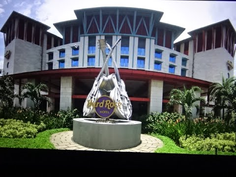 Hard Rock Hotel, Resorts World Sentosa, Singapore