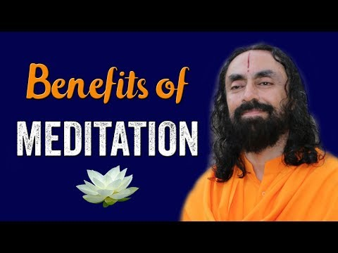 Benefit from looking INSIDE | Two benefits of meditation