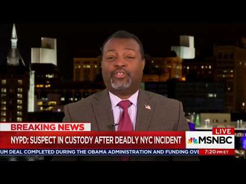 "MSNBC's Terrorism ""Analyst"" on NYC Attack: ""Not Islam, Whatsover"""