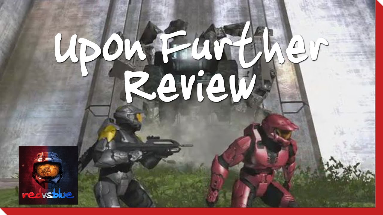 Download Season 8, Chapter 3 - Upon Further Review   Red vs. Blue