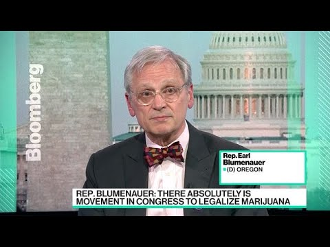 Rep. Blumenauer on Amazon HQ2 and Legalized Marijuana