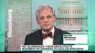 Rep. Blumenauer on Amazon HQ2 and Legalized Marijuana