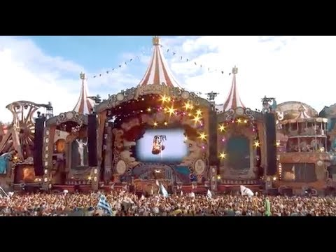 NERVO - Tomorrowland Main Stage Saturday July 22, 2017