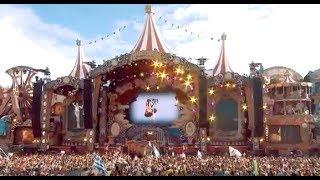 NERVO - Tomorrowland Main Stage Saturday July 22, 2017